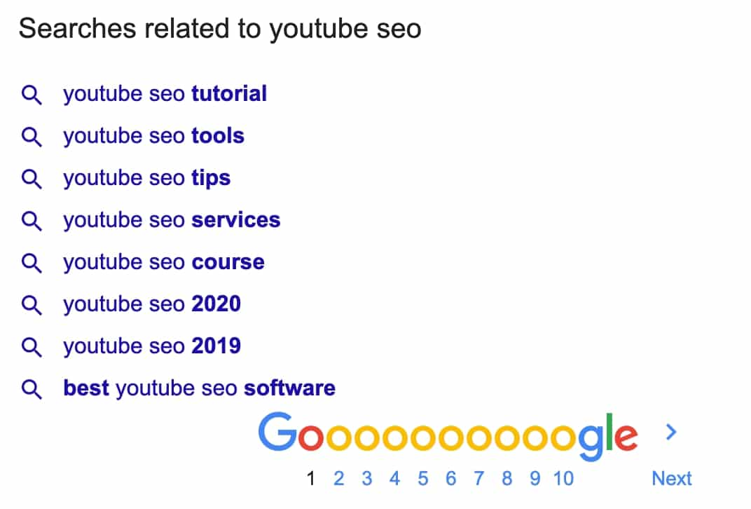 google-search-results-youtube-seo-alltop9-guide